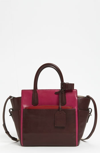 Reed Krakoff 'Mini Atlantique' Leather Satchel available at #NordstromLeather Satchel, Minis Dog Qu, Bold Re Krakoff, Minis Atlantique, Krakoff Atlantique, Reed Krakoff, Bags Stalk, Krakoff Minis