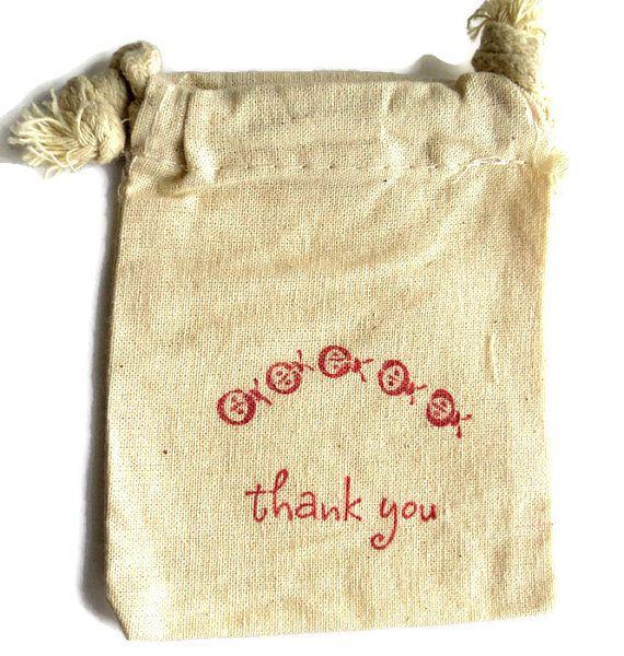 Открытка мешок спасибо