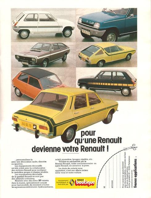 Renault. Mislukte modellen behalve de 5
