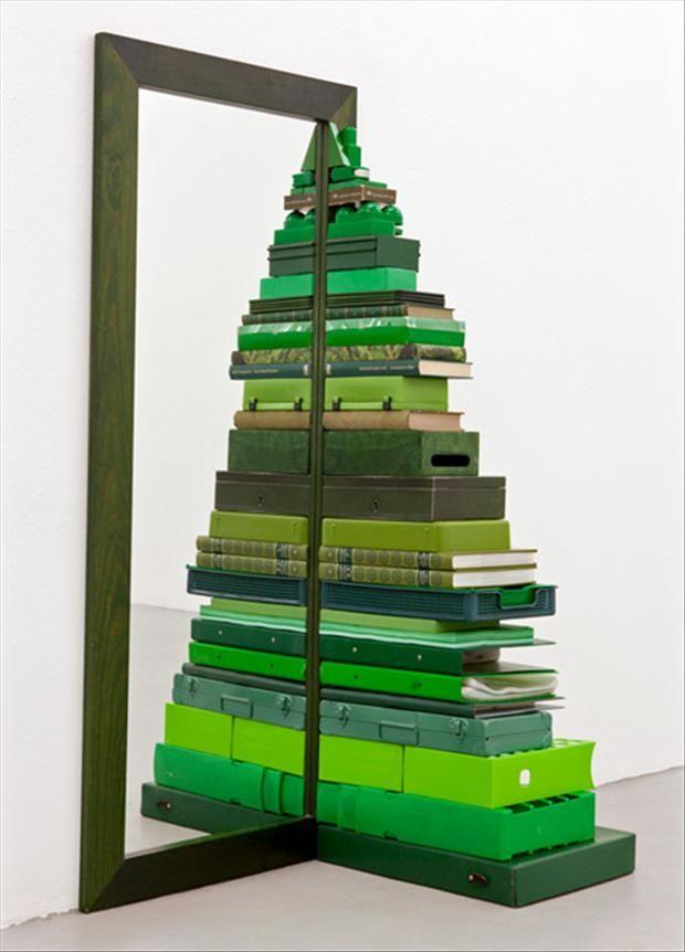 Dump A Day Unusual Christmas Trees - 46 Pics