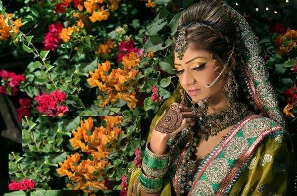 25+ Best Bridal Mehndi Designs Ideas On Pinterest