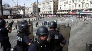 Euro 2016: Russian in French custody over England fan attack Latest News