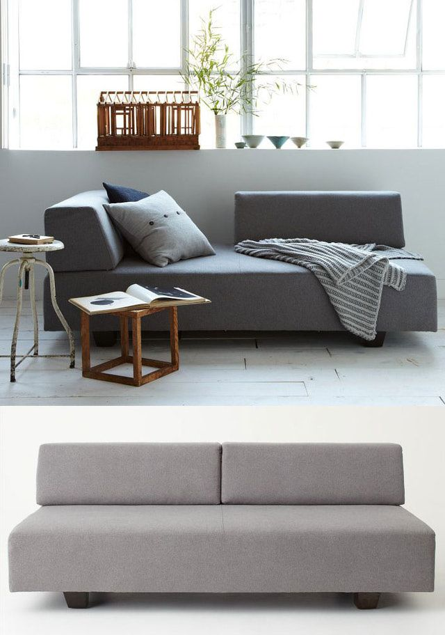 The Best Sofas For Small Spaces: West Elm Tillary Sofa