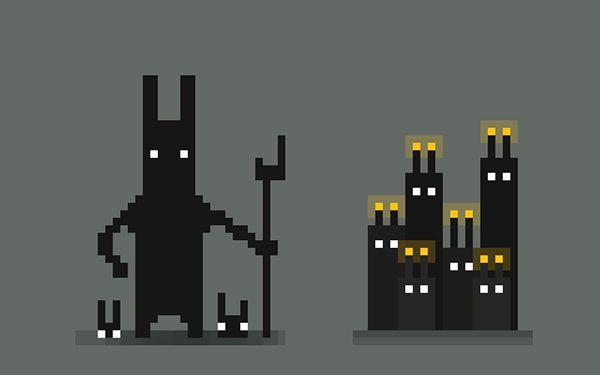 Pixel Art on Behance