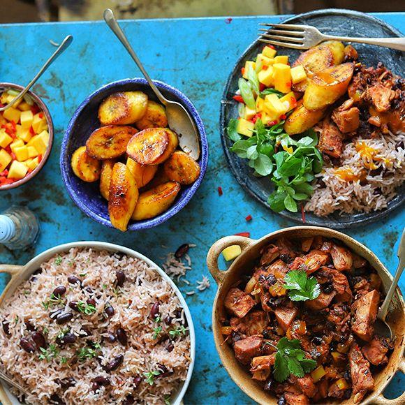Cook Up A Vegan Caribbean Feast with @avantgardevegan