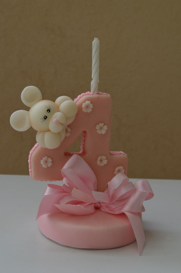 Adorno para torta infantil.