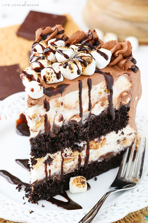 555 Best Images About Amazing Layer Cakes On Pinterest