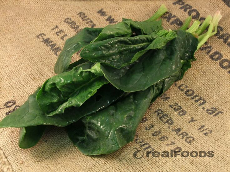 Spinach is an excellent source of vitamin K, vitamin A, manganese, folate, magnesium, iron, vitamin C, vitamin B2, calcium, potassium, vitamin B6. A very good source of dietary fiber, copper, protein, phosphorus, zinc, vitamin E. A good source of omega-3 fatty acids, niacin, selenium. Calorie for calorie, leafy green vegetables like spinach provide more nutrients than any other food. Omega-3 fatty acids help with prostate concerns.