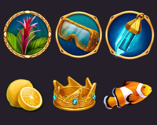 Game art for Slot game on Behance