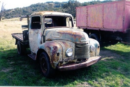 1950 COMMER S15 - JUST Cars