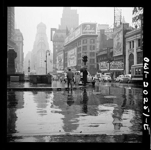 1943 NYC #vintage #nyc