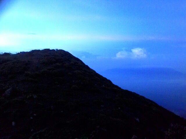 Welirang mountain