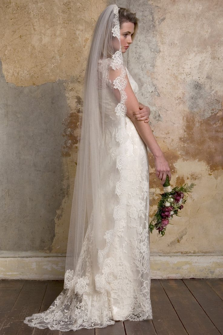 Romantic Vintage Wedding Dresses From Sally Lacock