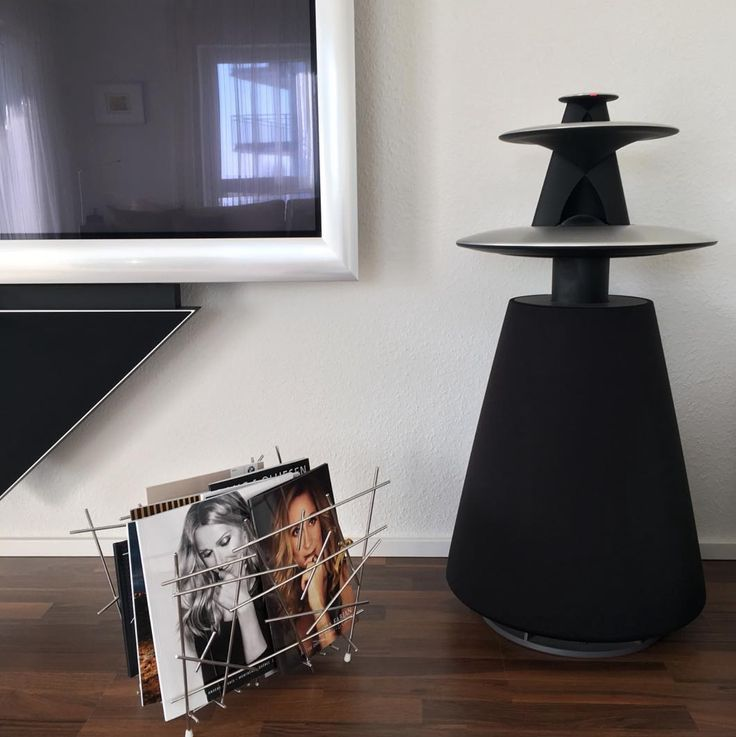 Bang & Olufsen setup featuring BeoLab 5 shared by micha1stgt on Instagram!
