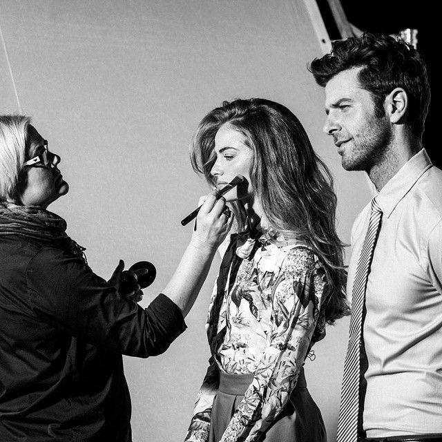 #backstage #wolczanka #wiosna #lato #2015 #kampania