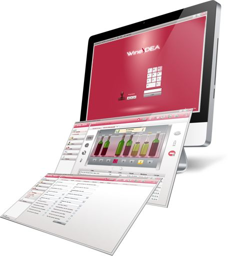 Our software is developed in-house and is the most advanced in the industry. Multiple features, full data capture, export and reporting.  WineEmotion Wine Dispenser