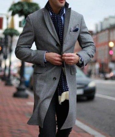 Abrigo de hombre, coat del caballero. Suit Supply