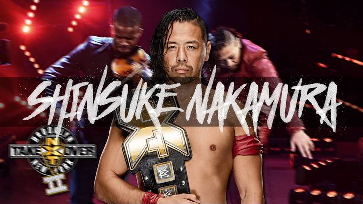"WWE: ""The Rising Sun"" (feat. Lee England Jr.) ► Shinsuke Nakamura Theme ..."
