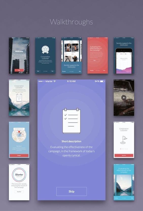 Kama iOS UI Kit: