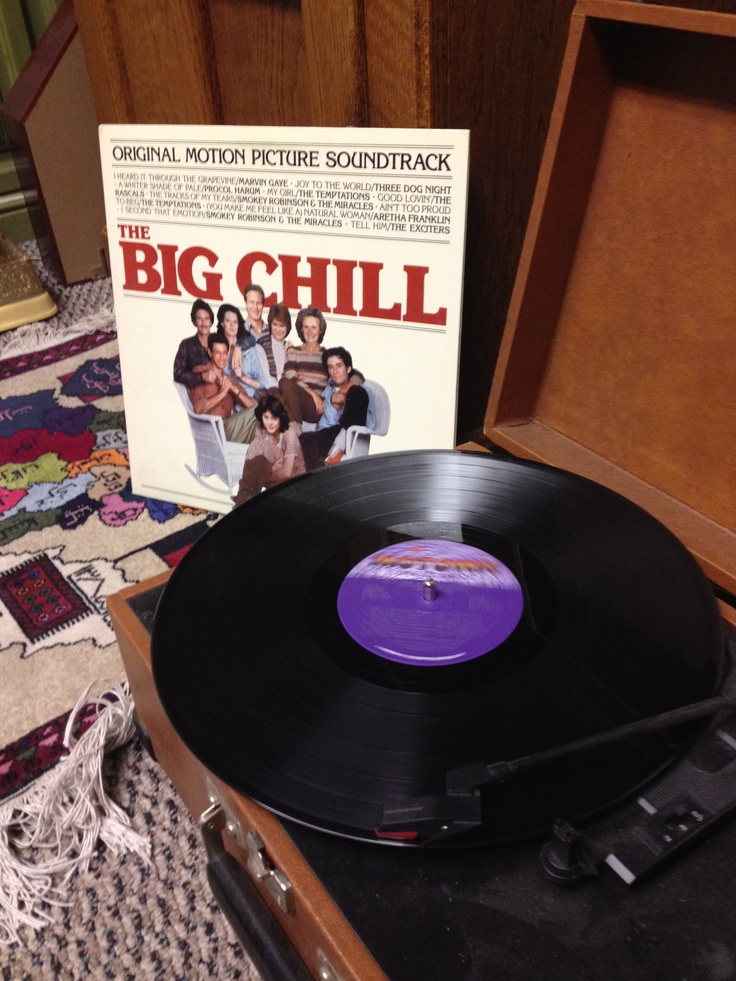 The Big Chill - I understood this movie at 13. I love the idea do a lost weekend with old friends.  And the music is classic! One of my first CD's purchased.