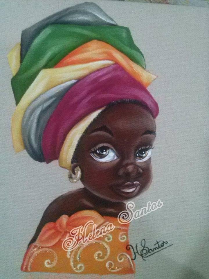 288 best negras pintura em tecido images on pinterest for Pintura para decoupage