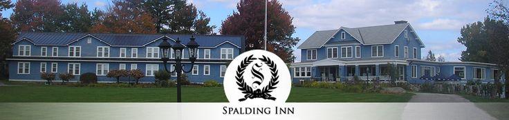 Spalding Inn Banner