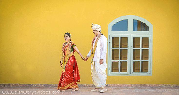 Varun & Malavika - top wedding photography - Aishwarya Photos & Videos