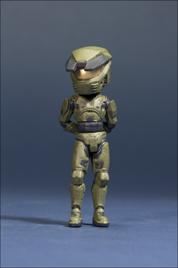 Super Punch: XBox Live Halo Avatars blind-boxed figures