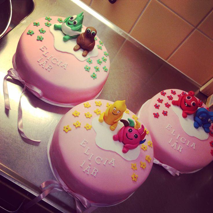 Birthday Cakes! Babblarna !!