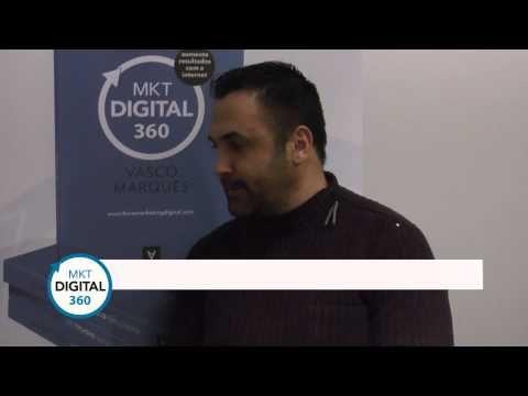 Testemunho de Marco Novo sobre O Master Marketing Digital 360! Saiba mais em: http://www.marketingdigital360.net/