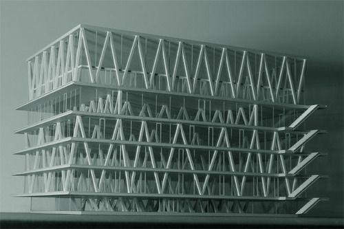 on something, causalocuta: Christian Kerez - Schulhausprojekt