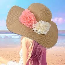 sombreros de playa - Buscar con Google