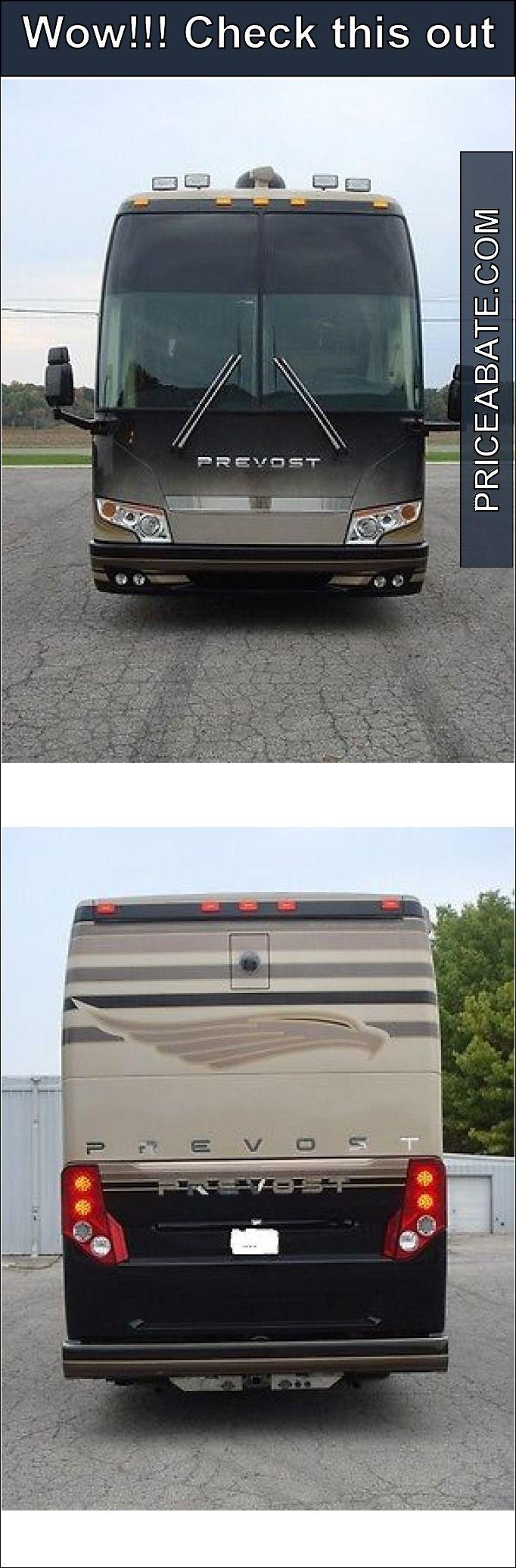 Rvs 1998 Prevost Vantare Motorhome Coach Bus RV Camper Class A RVS