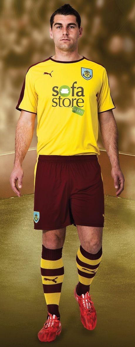 Burnley FC Alternate Shirt 2015-16