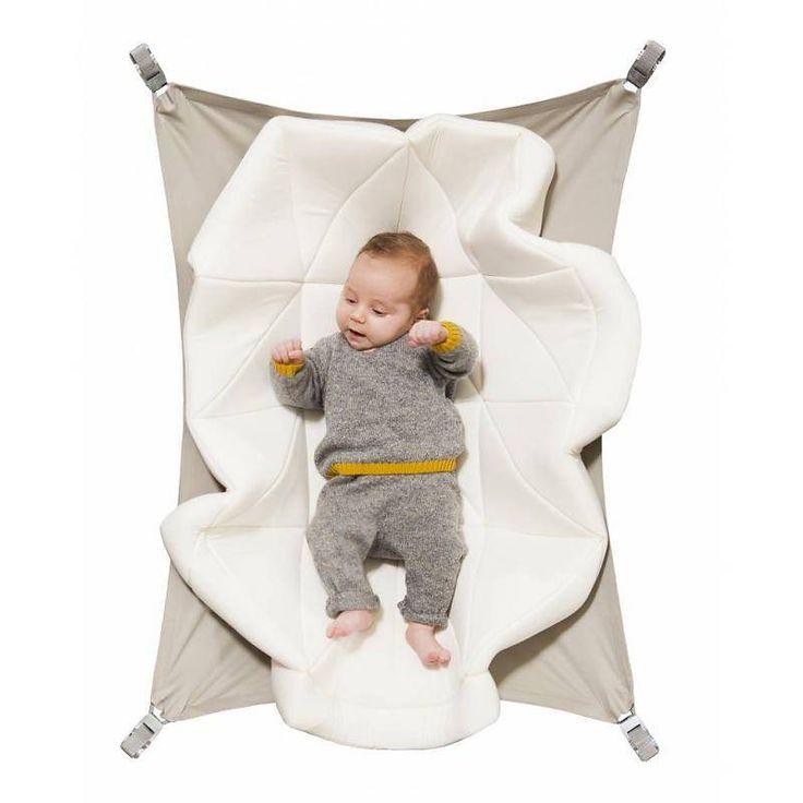 Hangloose Baby Hangmat Ecru