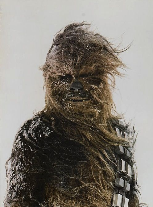 Explore Chewbacca's Rare 'Star Wars' Photos More