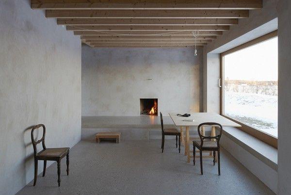Atrium House Tham Videgard