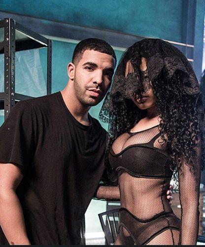 Nicki Minaj and Drake have a brand new music video