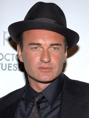 I think by far Julian McMahon is one of the hottest guys alive.
