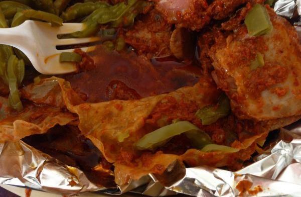Receta de Mixiotes de pollo