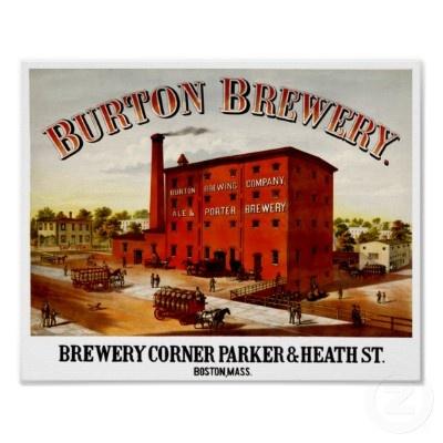 Burton Brewery