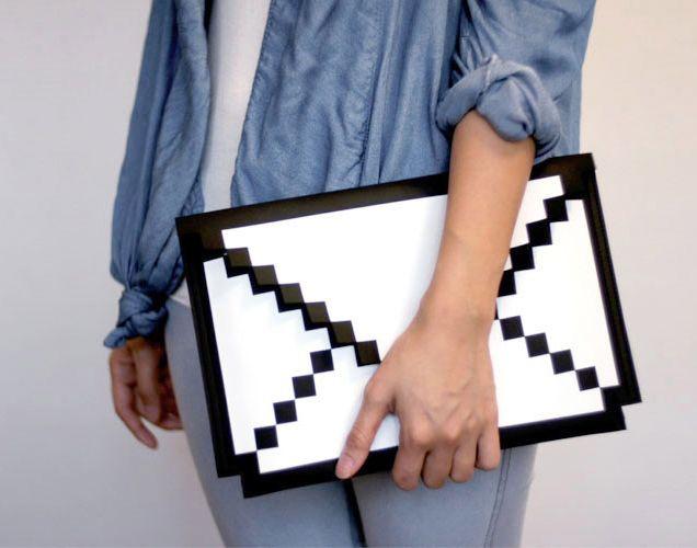 8-Bit Sleeve by Big Big Pixel