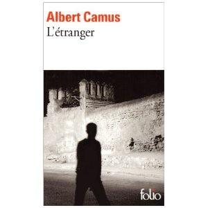 L'étranger, by Albert Camus