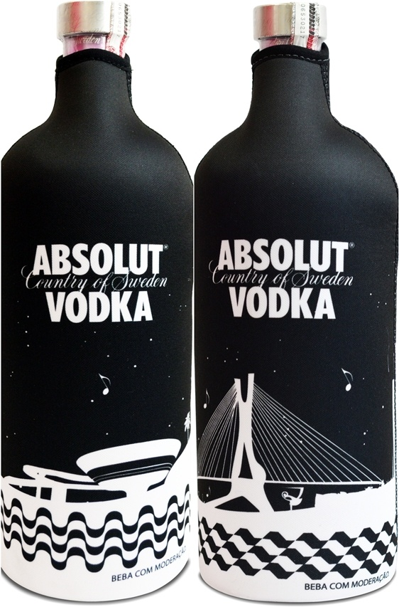 Absolut vodka Forum :: Absolut Carnaval | 2013 | Brazil | 8 000 copies (4 000 copies of each skin)