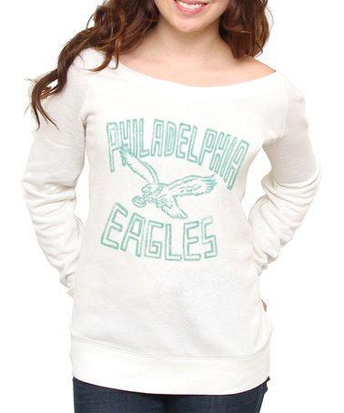Philadelphia Eagles Sweatshirt! - Women by Junk Food on #zulily today!