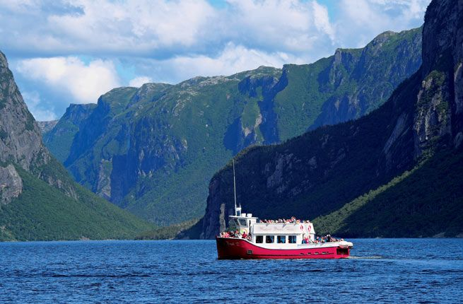Travel Canada, Canada Maritimes, Cabot Trail Tours - Collette