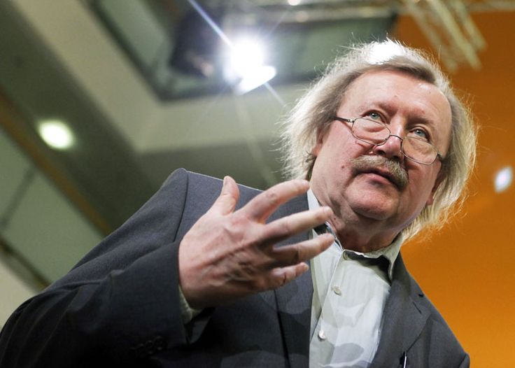 Peter Sloterdijk: Die Welt gehört in keine Kinderhände