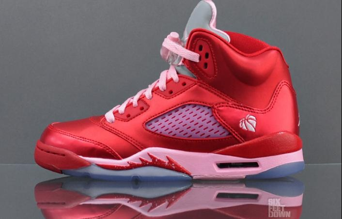 valentine's day jordans for 2014