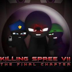 Killing Spree 7: >Dopo la brusca e inaspettata fine dell'episodio precedente, una serie di altri colpi di scena ci porteranno alla fine della storia. #stickmangames #stickman #stickfigure #animation #toon #killingspree