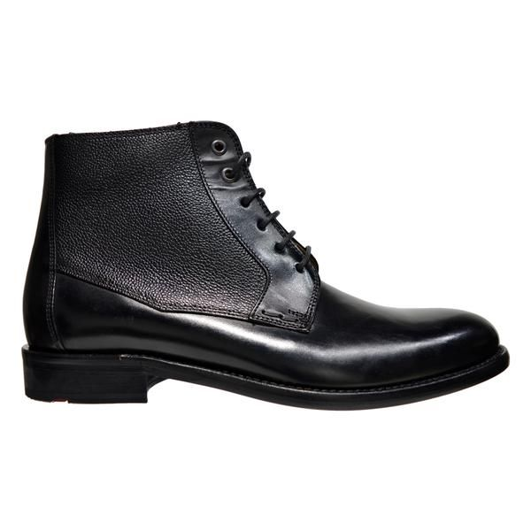 Brand: Lloyd Style Name: Loris Color: Black Upper: Premium Calf Leather  Lining: Leather Outsole: Leather Inside Zipper For Easy On/Off Made In  Germany